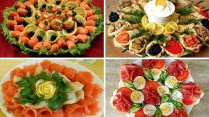 Idei de servire a platourilor cu aperitive. Transformați cele mai simple produse în adevărate opere de artă!