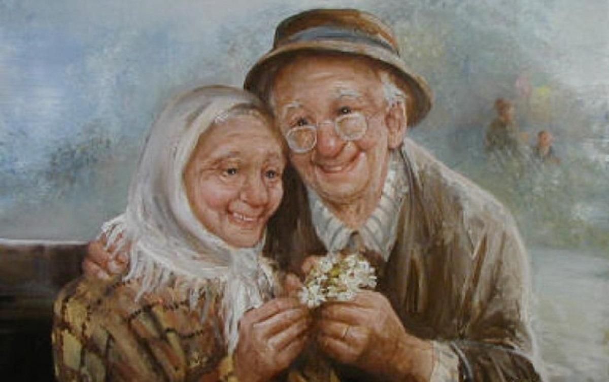 Bunicii nu mor niciodată, ei trăiesc pururea în inimile noastre