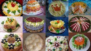 Top 4 rețete gustoase de salate festive pentru orice gust!