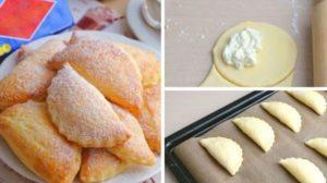 Foarte simplu de făcut și cu gust inegalabil – Plăcințele delicioase cu brânză dulce