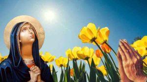 """Citește Rugăciunea Maicii Domnului """"Bucurie Neașteptată"""" pe 1 martie pentru a avea o primăvară binecuvântată!"""
