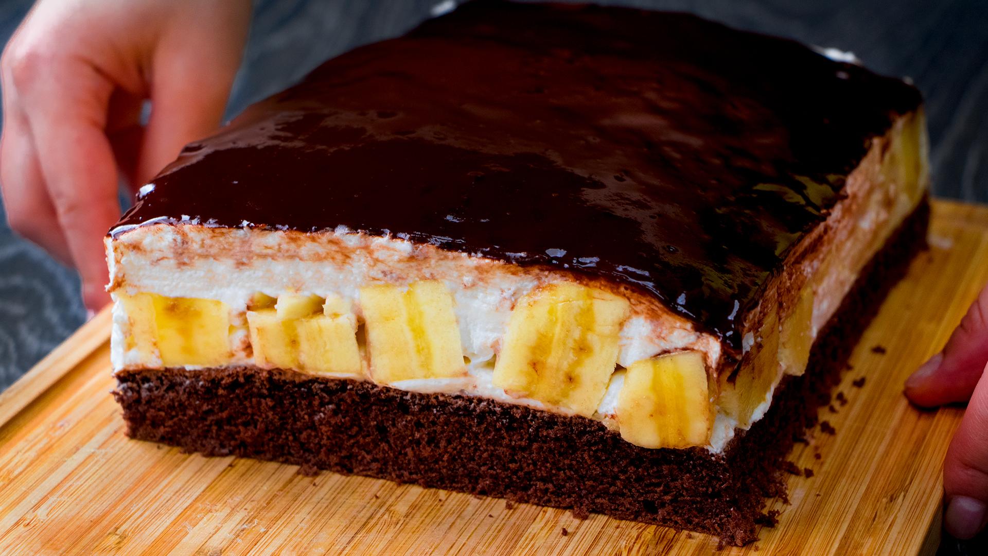 Am să-l fac mereu! Tort racoros ca o înghețată, perfect pentru o vară toridă şi nu numai!