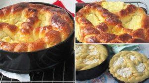 Cum se face Pasca tradițională de Paști cu brânză dulce! O rețetă pe care trebuie neapărat s-o încerci!