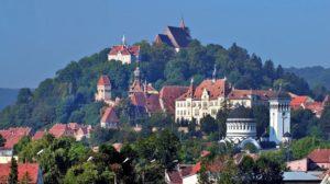 """Oraşul din România care îi impresionează până și pe americani: """"Un oraş ca-n basme, parcă desprins din poveştile cu zâne"""""""