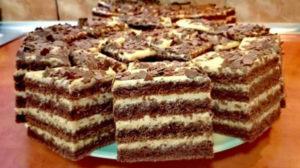 """Prăjitura căreia nu îi rezistă niciun musafir – Prăjitura """"Lulu"""""""