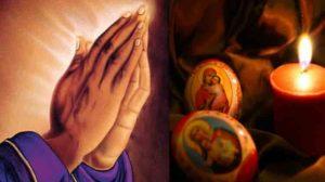 Citește de Paștele Blajinilor, Rugăciunea pentru sufletele adormiților