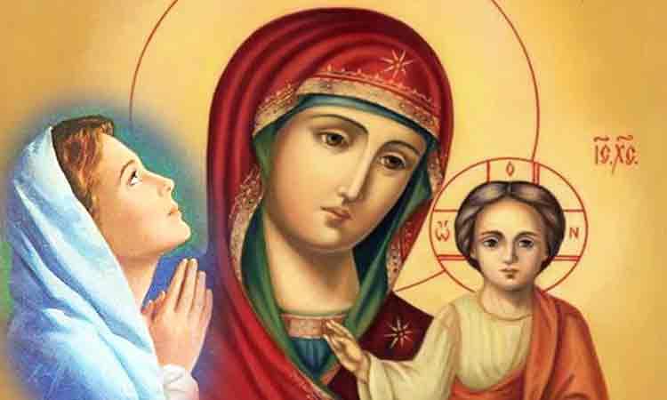 Ai un necaz mare? Rugăciunea zilei de sâmbată către Maica Domnului. Are mare putere în a îndrepta cursul vieții noastre și ne aduce sănătate și ajutor