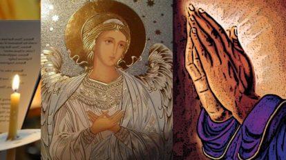 Spune Rugăciune către Îngerul Păzitor, în fiecare zi de joi, pentru iertarea păcatelor și purificarea sufletului