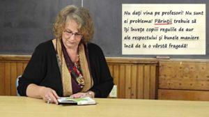 Scrisoarea unei profesoare pensionare apreciata de mii de internauți