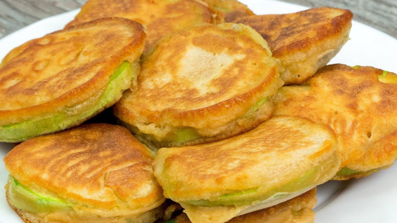 Sunt atât de buni încât îi poți mânca și simpli, sau ca pe o gustare rece- dovlecei pane!