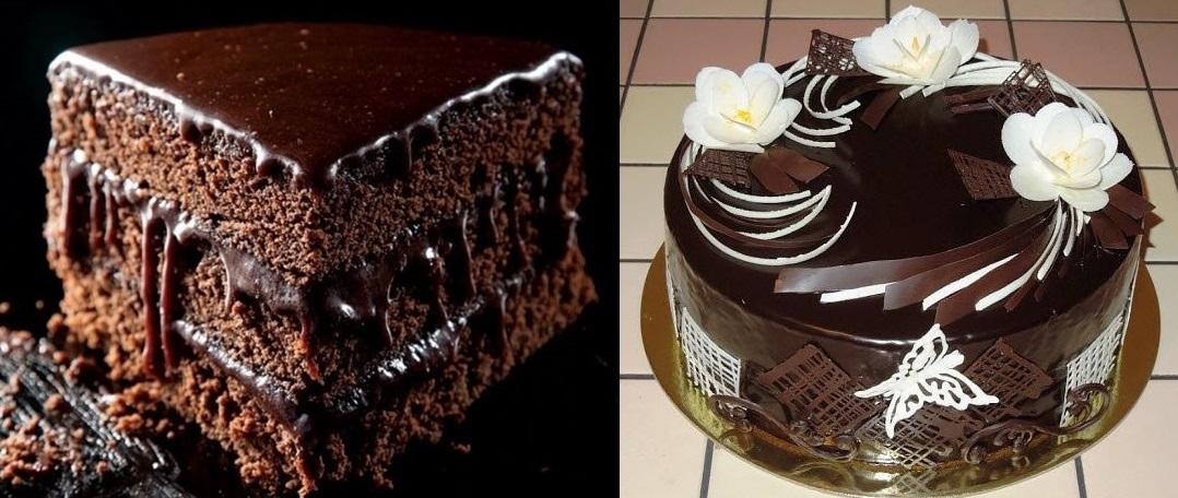 Fara framantare sau cuptor! Tort de ciocolata IDEAL
